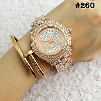 Женские часы цвета розового золота Michael Kors  (260)