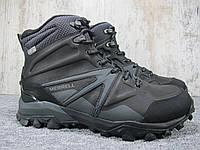 Ботинки мужские Merrell Capra Glacial ice+mid WTPF J35799 Black
