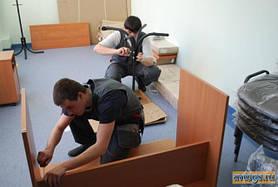 Разборка сборка мебели в луцке