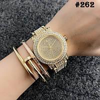 Женские часы золотого цвета Michael Kors  (262)
