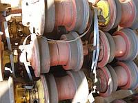 Каток опорный однобортный Т-130 24-21-169СП; двубортный 24-21-170СП