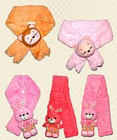TM Dresko Шарф-игрушка для девочки (92282)