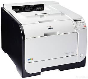 Hewlett-Packard LaserJet Pro 400 Color M451DW / лазерная цветная печать / 20 стр./мин. / А4 / 600 x 600 dpi / 600 МГц / Wi-Fi / Ethernet, фото 2