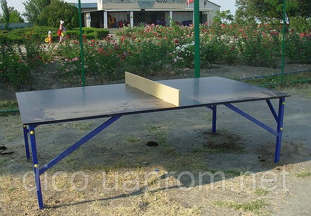 Теннисный стол для улиц S729.1 - купить по лучшей цене от компании ... bed01f70d09e0