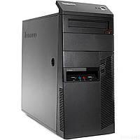 Lenovo ThinkCentre M81 Tower / Intel Core i7-2600 / 500GB HDD + SSD на 120 Гб / 16 Гб DDR3 / Новый БП 500W / НОВАЯ видеокарта GeForce GTX 1050ti 4Gb