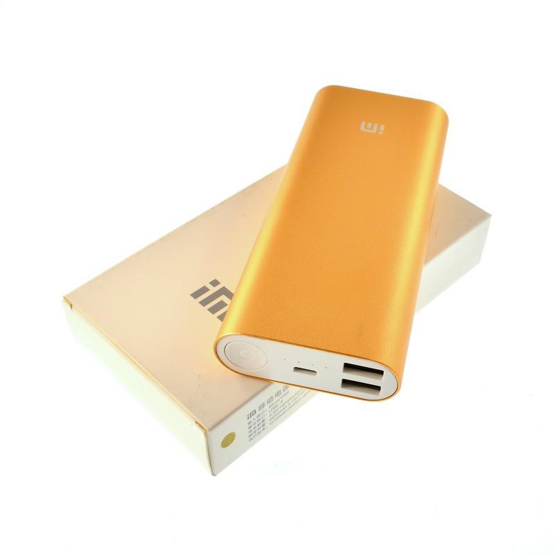 Power bank Xiaomi 16000mAh Gold High Copy
