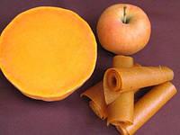 Пастила яблочно-тыквенная