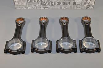Шатуны (4 шт, d=32mm) на Renault Trafic 2006-> 2.0dCi — Renault (Оригинал) - 7701477831