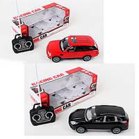 Машина игрушка в кор на радиоуправление акум. 1:18, 22,5см, резин. колес, свет, 2вида 05005-06D