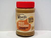 Арахисовое масло с кусочками арахиса Vitanella 450гр