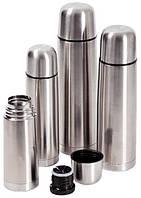 Термос 1000 мл Grunhelm GVF1000 ( нержавеющая сталь)