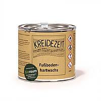 Натуральный твёрдый воск для пола Fuβbodenhartwachs  0,5 l