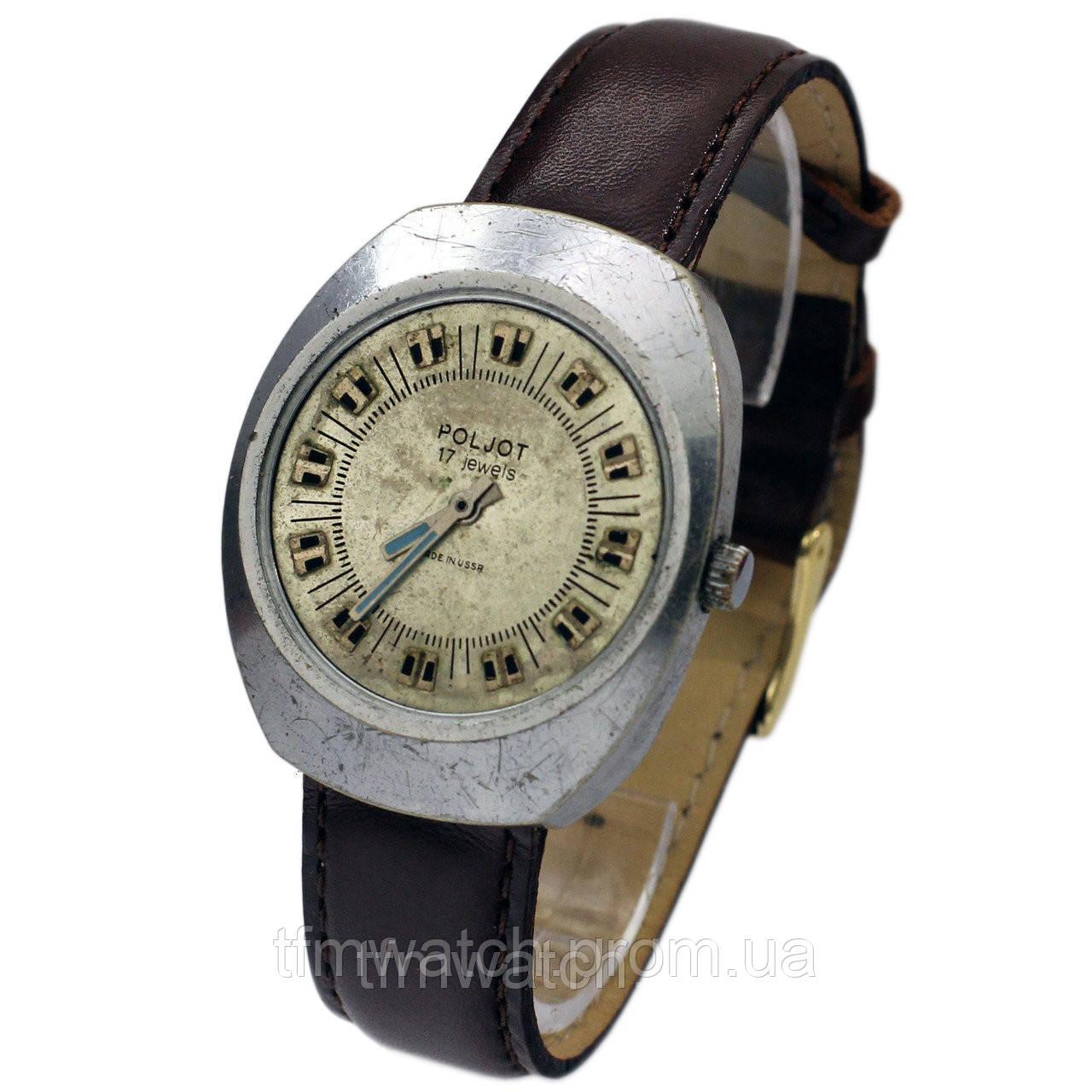 Часы наручные полет 17 jewels часы наручные до 700 руб