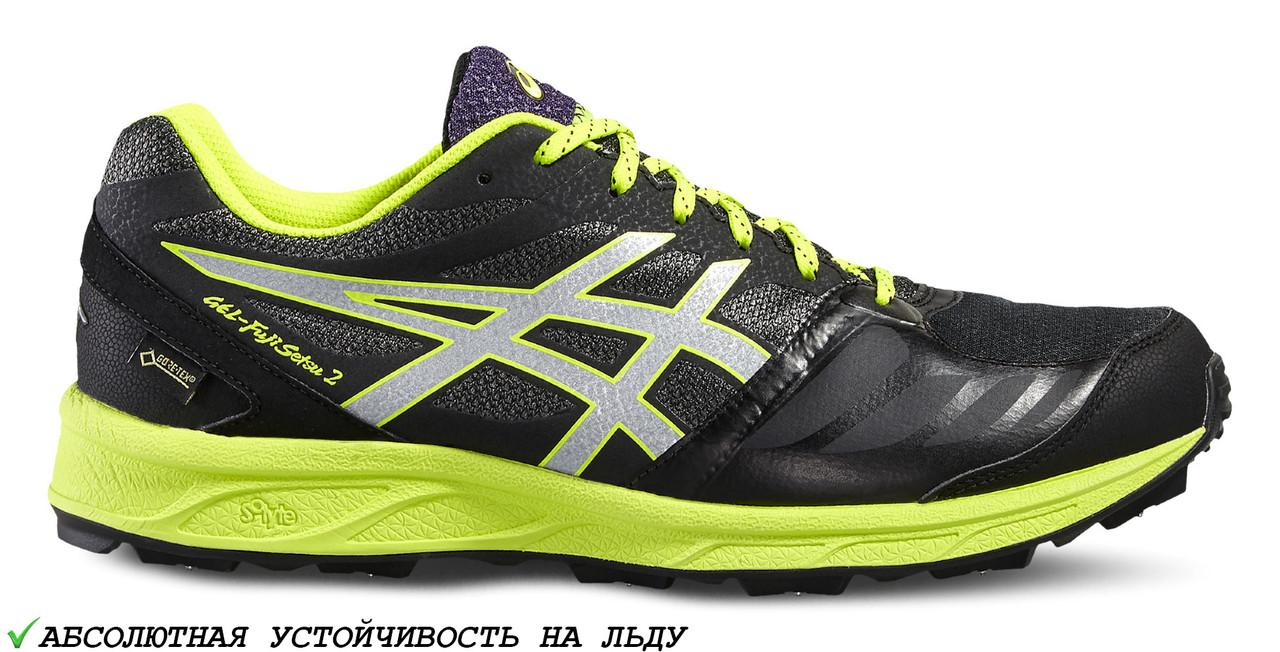 Кроссовки для бега Asics Gel Fuji Setsu 2 G-tx T5L4N-9093 - sportmarathon dc41f4cbd84
