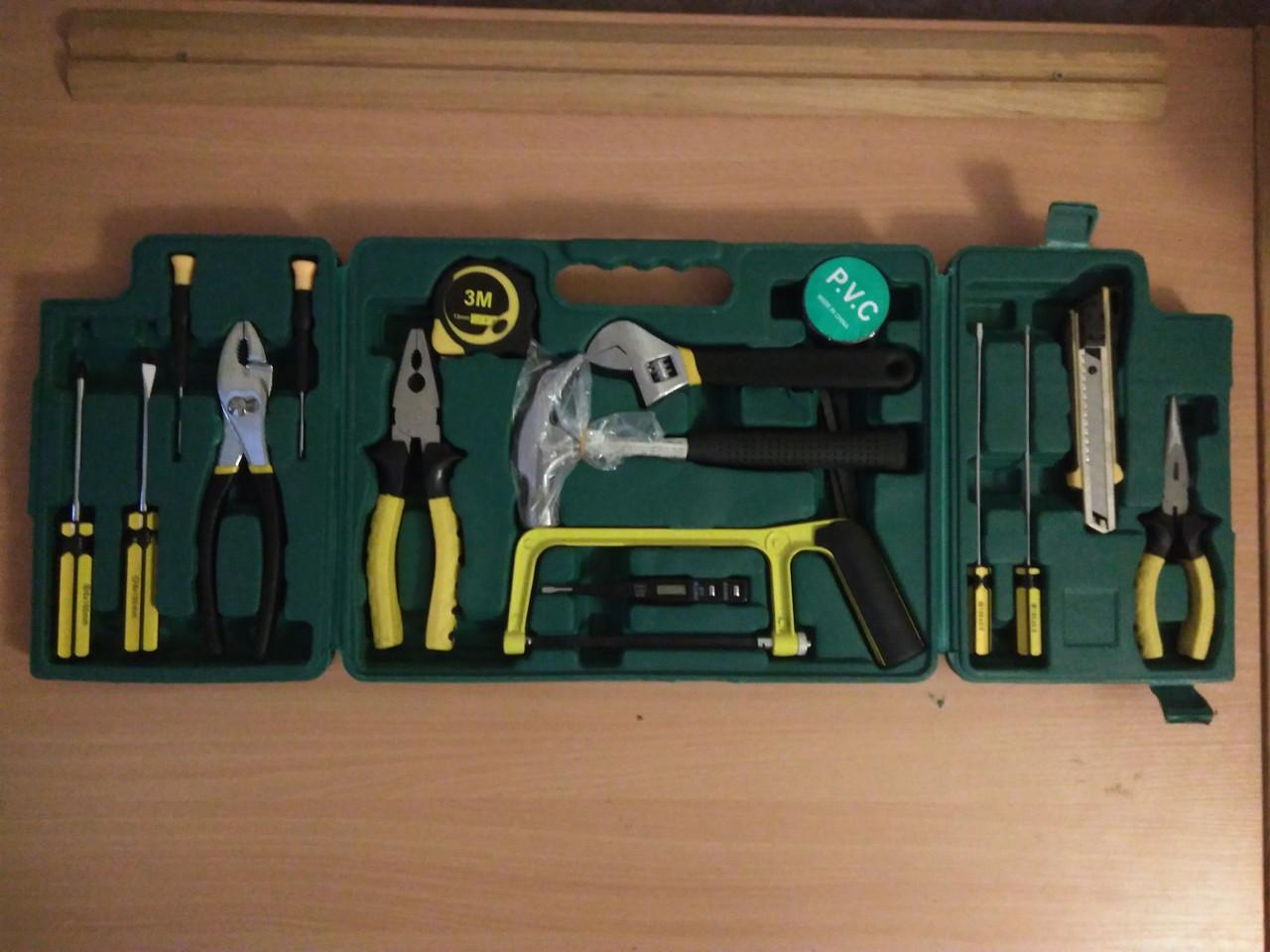 Набір інструменту для дому Промінструмент 20 предметів АК-Т020