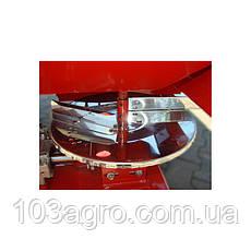 Розкидач мінеральних добрив JAR-MET 1000 кг, фото 3