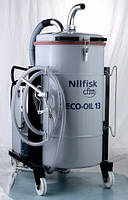 Nilfisk ECO-OIL 13 – промышленный пылесос для металлообрабатывающей промышленности, фото 1