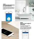 Дистанційна розумна Wi-Fi розетка Sonoff S20 c таймером Smart Socket EU, фото 4