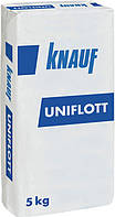Шпаклевка Knauf Унифлотт uniflott 5 кг