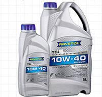 Моторное масло Ravenol TSi 10W-40 1л