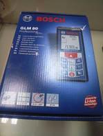 Лазерный дальномер Bosch GLM 80, фото 1