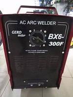 Сварочный аппарат GERO WELDER BX6-300F, фото 1