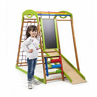 Дитячий спортивний комплекс для дому BabyWood Plus