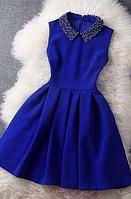 Платье женское Николь ( дайвинг ; р-ры S - M )