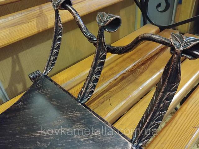Каминный набор кованый ручной работы     -1