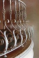 Перила на балкон (под заказ)