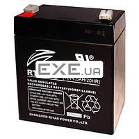 Аккумуляторная батарея 12V 4.5Ah RITAR AGM (RT1245)