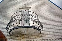 Перила на балкон (ковка, под заказ)