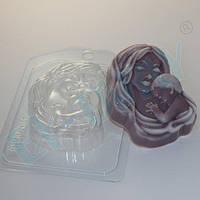Пластиковая форма для мыла Мать и дитя