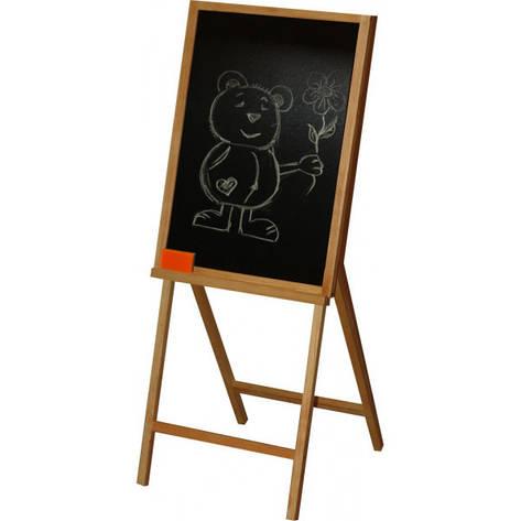 Мольберт для рисования 1-сторонний  Винни Пух, фото 2