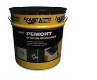 Мастика битумная для ремонта кровель Аквамаст (AquaMast) 18 кг