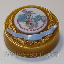 Пластикова форма для мила Медаль під водорастворимку