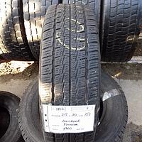 Бусовские шины б.у. / резина бу 215.70.r15с Hankook Winter RW06 Хенкок , фото 1