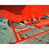Розкидач мінеральних добрив JUNIOR II (Woprol) 1000кг. , фото 2
