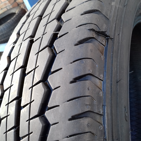 Шины б.у. 195.65.r16с Dunlop SP LT30 - 8 Данлоп. Резина бу для микроавтобусов. Автошина усиленная. Цешка