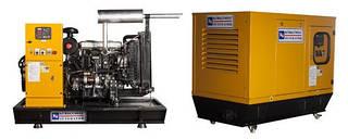 Дизельный генератор KJ Power 5KJP33 (26,4 кВт, 3ф~)