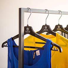 Стойка для одежды напольная лофт Платон 2, фото 3