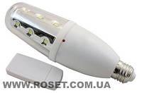 Лампочка аварийная аккумуляторная GDLITE GD-5008HP 12 SMD LED