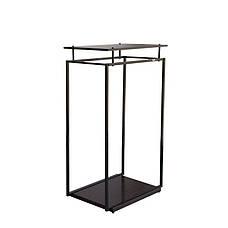 Стійка для одягу підлогова лофт Платон 5, фото 2