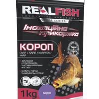 "Realfish Короп  "" Мидия ""   1000 грамм"