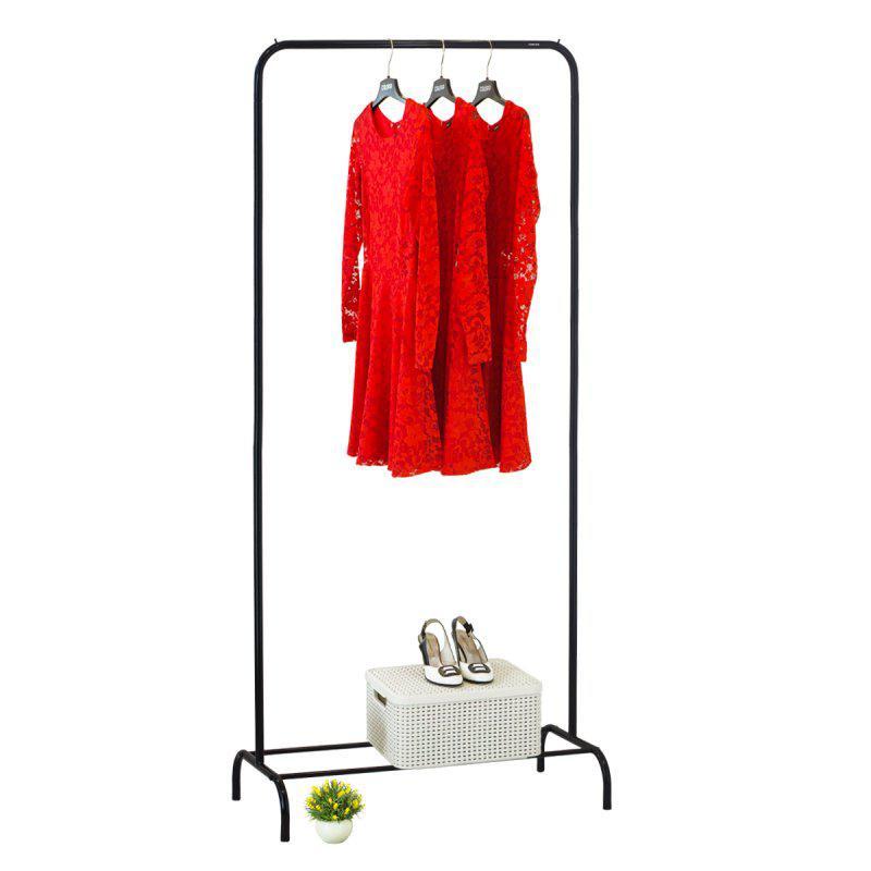 Стойка для одежды напольная лофт Платон 13