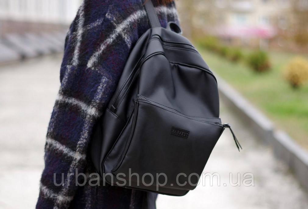 749a76fbd28a Жіночий рюкзак harvest blackberry чорний Mono. - UrbanShop в Львове