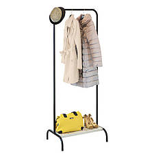 Стойка для одежды напольная лофт Платон 15, фото 2