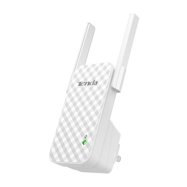 Усилитель Wi Fi Tenda A9 White Range Extender, 300Mbps, репитер вай фа