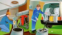 Прочистка канализации и труб от засоров