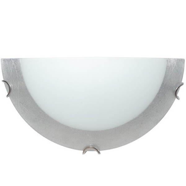Светильник декоративный 1х60w Декора 24141 Мираж серебро